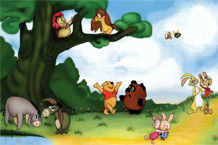 Winnie-the-Pooh Disney The Many Adventures of Winn