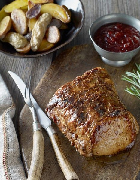 Longe de porc au chorizo pour 4 personnes - Recettes Elle à Table - Elle à Table