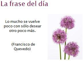 Francisco de Quevedo. ¡Palabras verdaderos!
