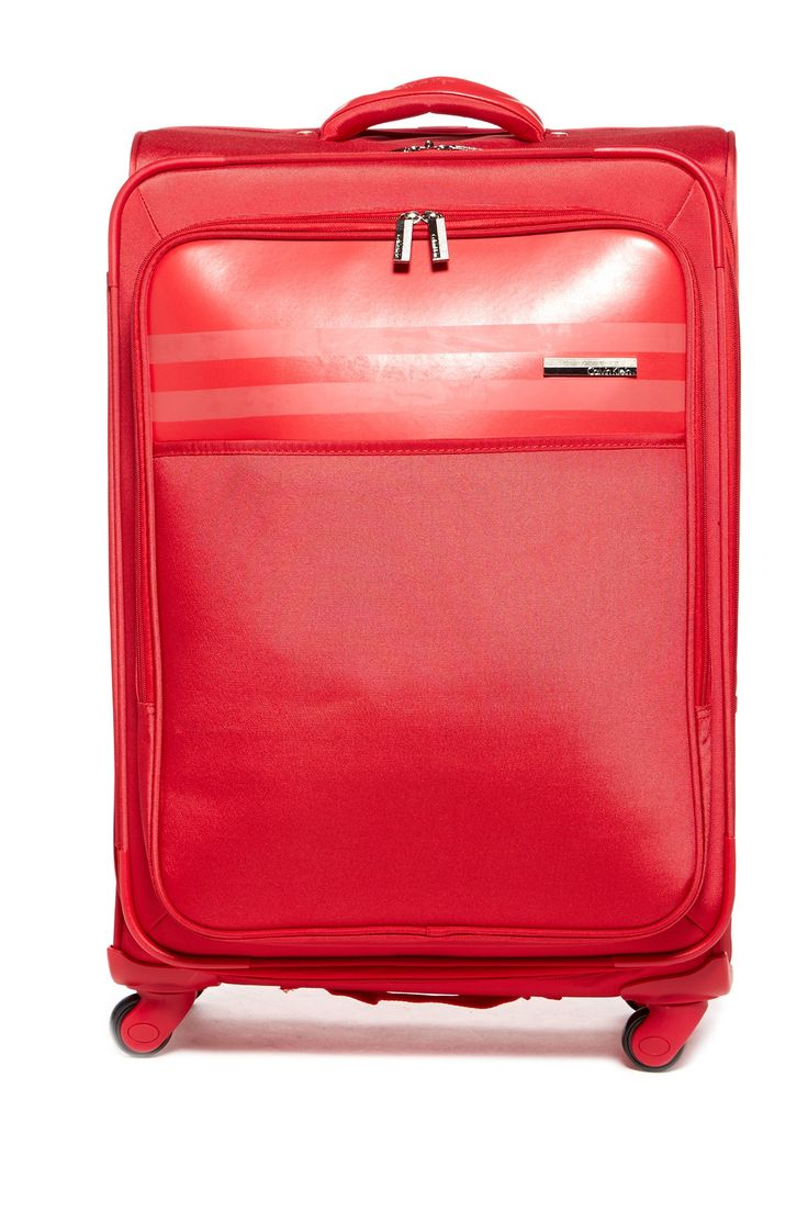 """Greenwich 2.0 25"""" Upright Suitcase"""