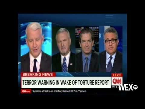 CNN's Anderson Cooper compares CIA report to Nazis, Khmer Rouge atrocities | WashingtonExaminer.com