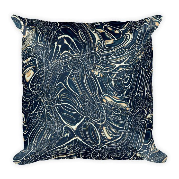 Glamour Square Pillow