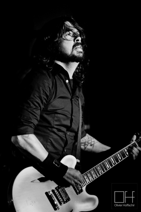 Dave Grohl is a sexy beast