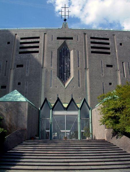 Chiesa di San Carlo Borromeo presso l'Ospedale - Gio Ponti - itinerari - Ordine degli architetti, P.P.C della provincia di Milano