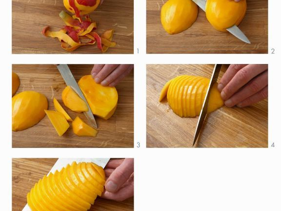 Mango zubereiten ist ein Rezept mit frischen Zutaten aus der Kategorie Südfrucht. Probieren Sie dieses und weitere Rezepte von EAT SMARTER!