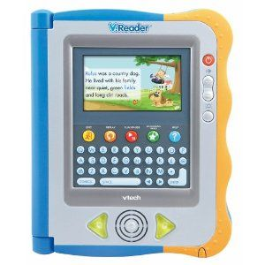 VTech - V.Reader Animated E-Book System REVIEW