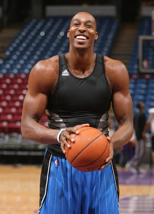 dwight howard #chocolateshoulders DWIGHT IS ADORABLE