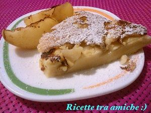 #Frittata #dolce alle #mele #RicetteTraAmiche