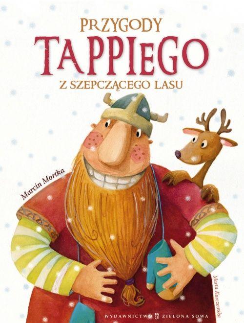 Przygody Tappiego z Szepczącego Lasu cz. 1