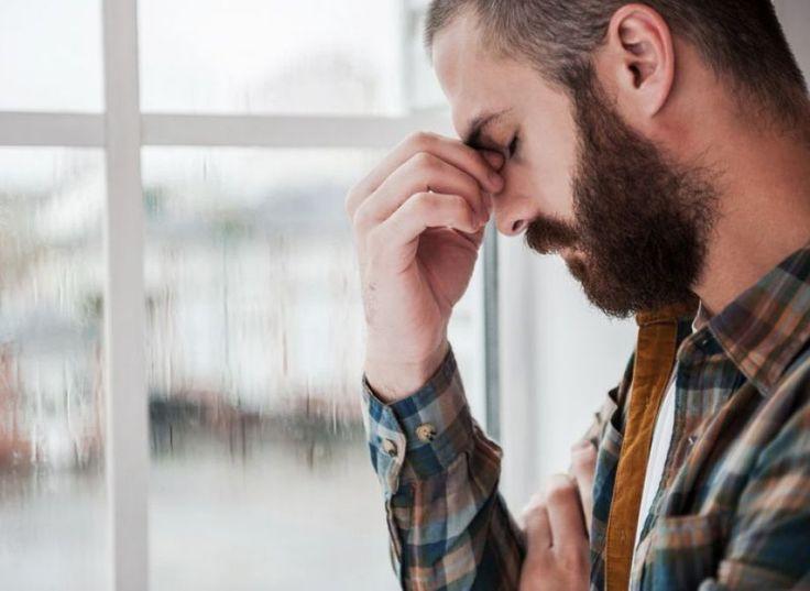 Η κατάθλιψη είναι επικίνδυνη στους άνδρες