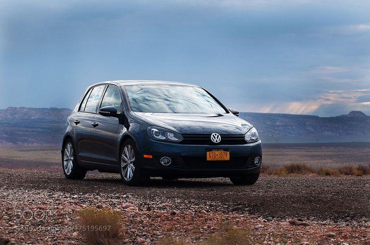 VW TDI Golf by Tallmoon