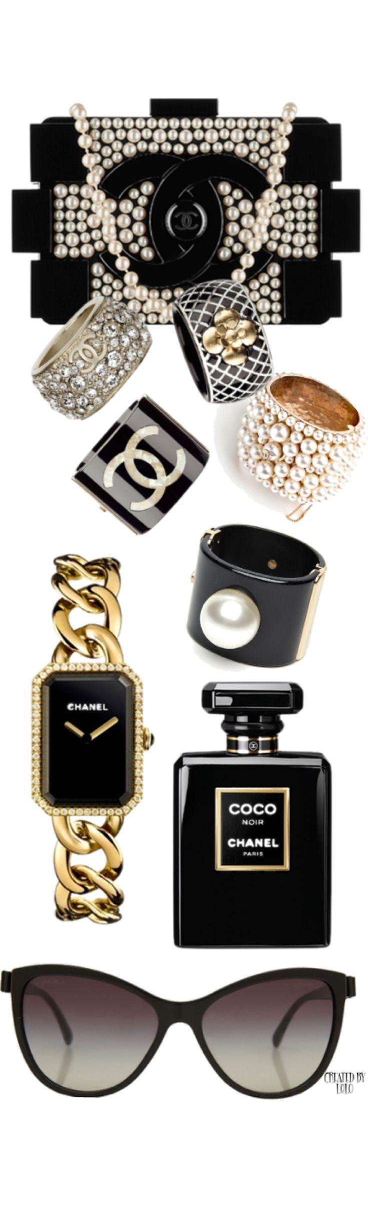 Chanel accessories                                                                                                                                                                                 More