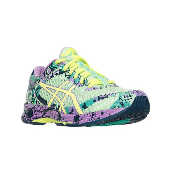 Asics Women's GEL-Noosa Tri 11 Running Shoes ($140) ❤ liked on Polyvore