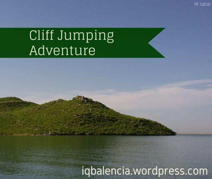 Cliff Jumping Adventure - Iqbalencia