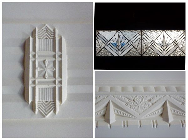 Art Deco detailing. The Empire Theatre, Toowoomba * Read about it at TIFFIN - bite sized food adventures -