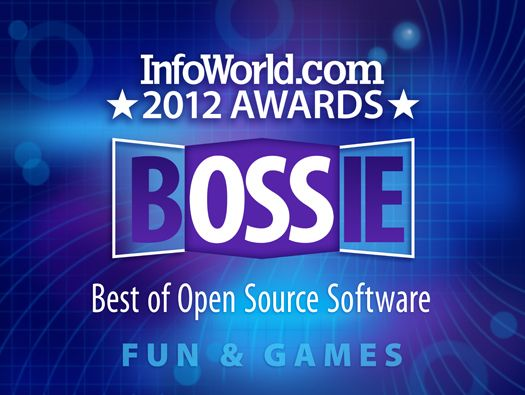 InfoWorld's top picks among open source games and geek time-wasters