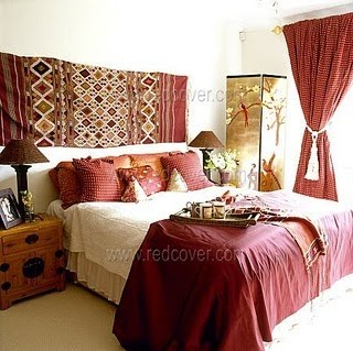 Ethnic Indian Decor: Indian and Morocco interiors similaries