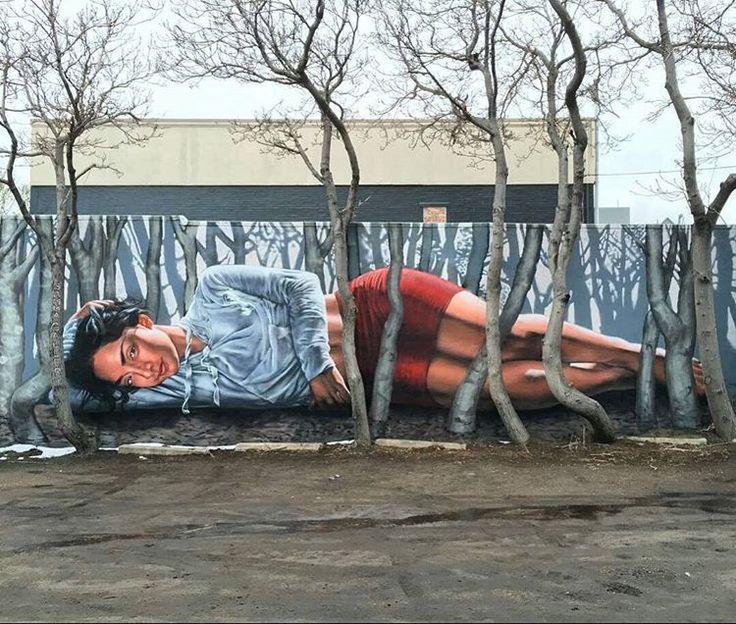 "graffiti ""Little zerØ in Slumberland"" @gammagallery"