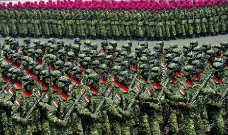 DPR Dukung Penuh Penguatan TNI