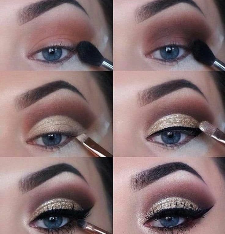 Maquillaje paso a paso – Peinados & Maquillaje