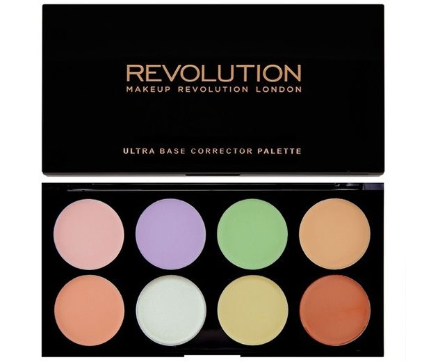 Makeup Revolution Ultra Base Corrector Palette, £6