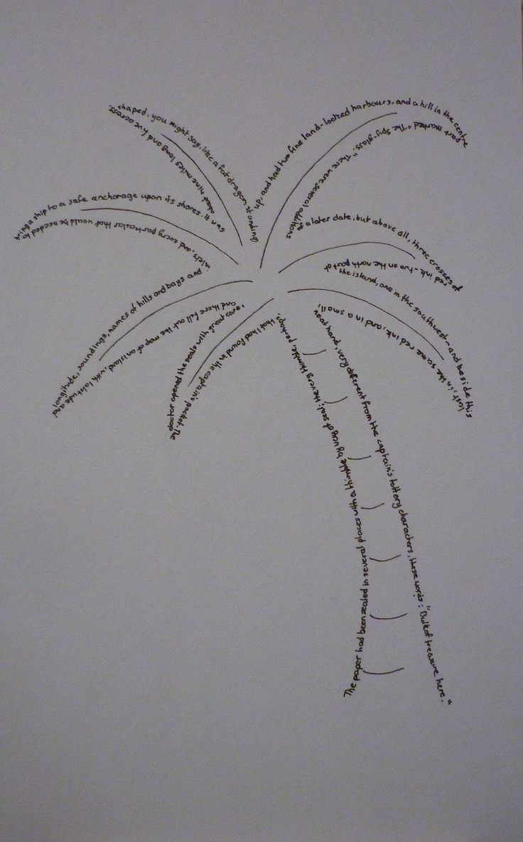 Line Drawing Palm Tree : Best images about palms on pinterest black and white