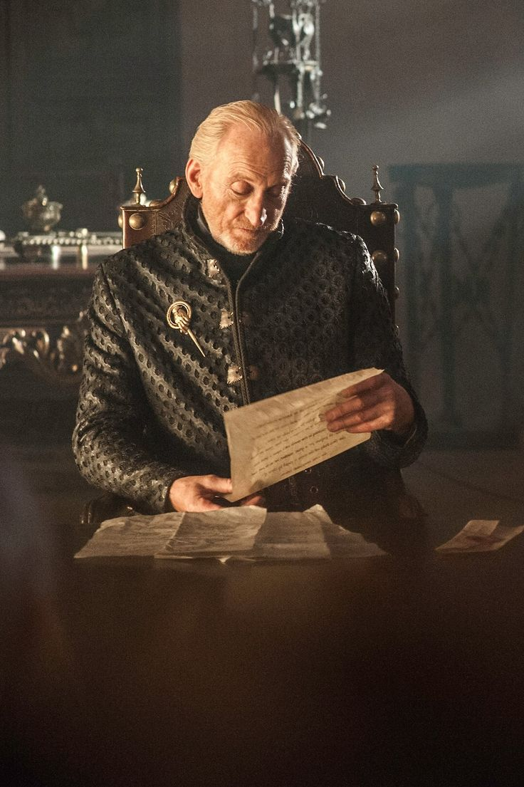 Tywin Lannister (Walter Charles Dance) - Game of Thrones- Juego de Tronos…