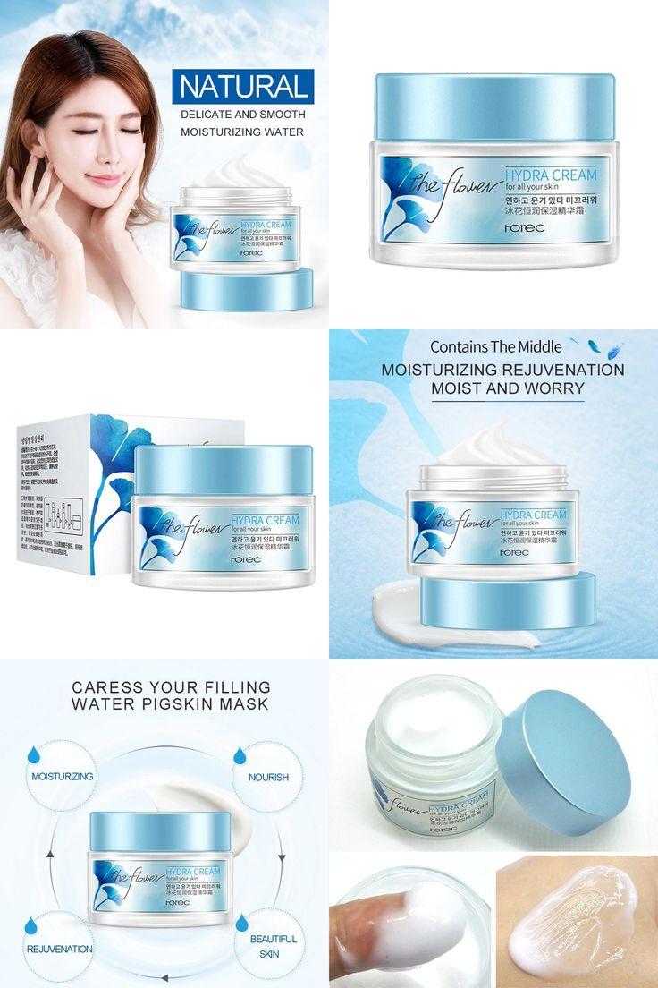 [Visit to Buy] Face Cream Hyaluronic Acid Skin Whitening Serum for Face Anti Wrinkle Cream Lnstantly Ageless Bioaqua Cosmetics Moisturizing #Advertisement