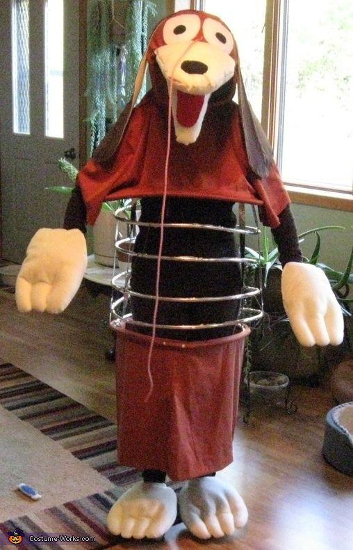 slinky dog costume for 2 people images. Black Bedroom Furniture Sets. Home Design Ideas