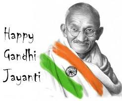 Hello..... Advance 2 October Happy Gandhi Jayanti all friends.............. Gandhi Jayanti is Celebrated on Every 2nd October Which is Birthday of Mohandas Karamchandra Gandhi ,also this day is Gazetted Holiday in October. Gandhi jayanti celebrate in Schools ,offices and others Governments organisation peoples blow Tiranga (national Flag of India ) in celebration way and distribute sweets. click this link. http://www.itanddc.com