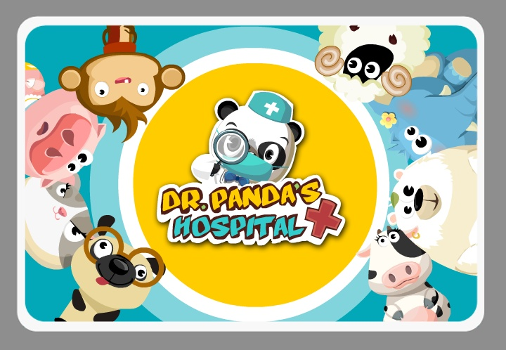 Dr. Panda's Hospital is ideal for kids ages 2 – 6 that are naturally curious about basic medical procedures and anatomy.  https://itunes.apple.com/us/app/dr.-pandas-hospital-fun-educational/id534477679?mt=8  https://play.google.com/store/apps/details?id=com.tribeplay.pandahospital  http://www.amazon.com/gp/product/B008DM4OTA?ie=UTF8=mas_dl