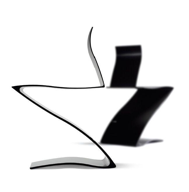 Best Carbon Fiber Images On Pinterest Carbon Fiber Modern - Creative carbon fiber furniture by nicholas spens and sir james dyson