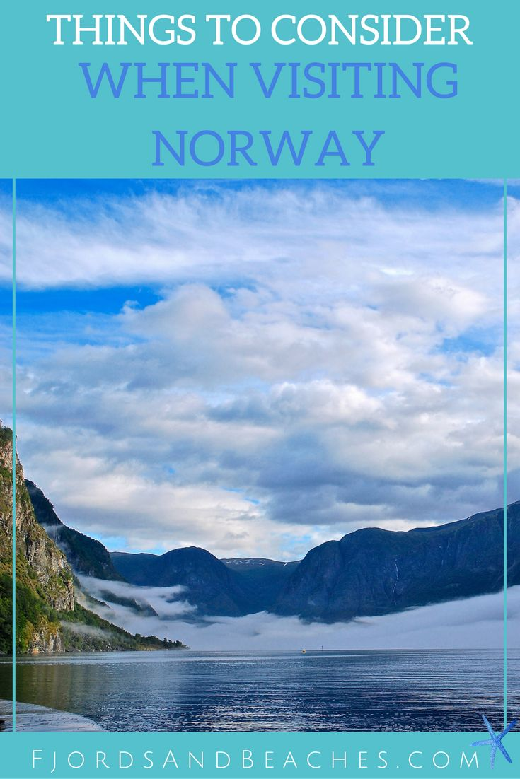 Need to know about visitng Norway. Things to consider when visiting Norway.