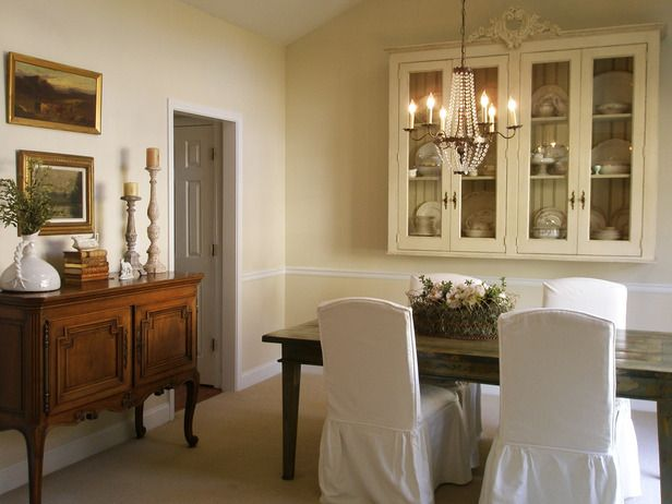 French Farmhouse Dining Room Part Trois