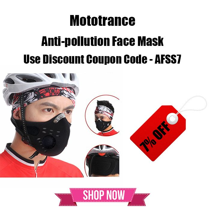 The Great #Summer #Automotive #Sale Get 7% OFF on #Mototrance Anti-pollution #Face #Mask! #Autofurnish Shop Now @ http://bit.ly/1X9NfRy