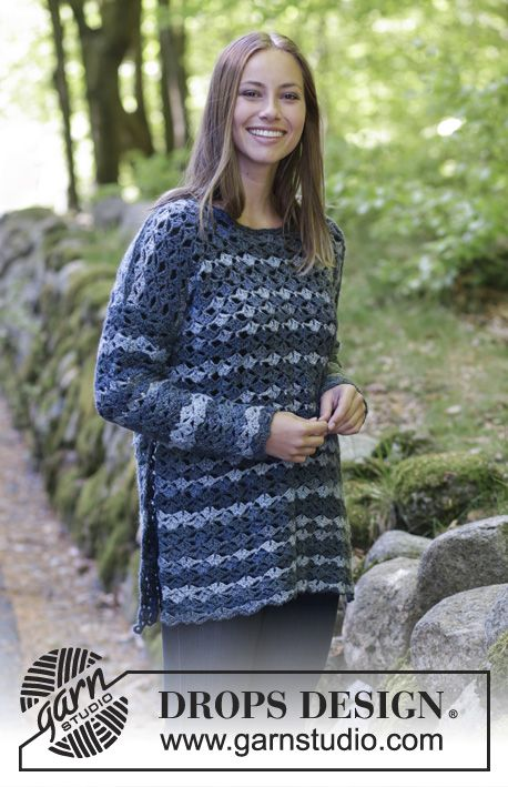 933 Best Crochet Sweater Images On Pinterest Crochet