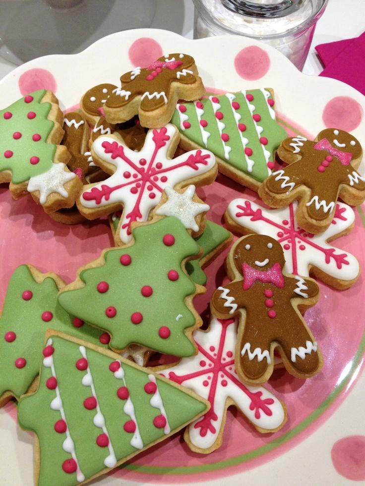 CookiesCookies Arenal T, Cookies Art, Colors Combos, Sugar Cookies, Christmas Cookies, Cookies Decor, Decor Cookies, Green Colors, Christmas Decor