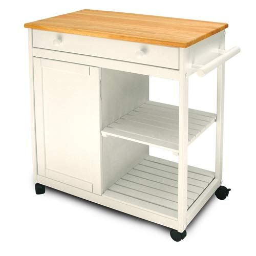 Kitchen Cart Catskill Craftsmen Inc Serving & Utility Carts Kitchen Islands & Carts Kitche
