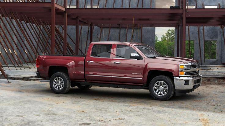 Silverado 2500HD For Sale: Silverado Pricing | Chevrolet
