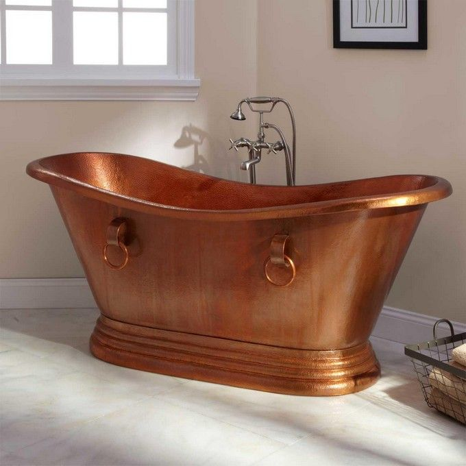 Best 25 Copper bathtub ideas on Pinterest Classic style teal