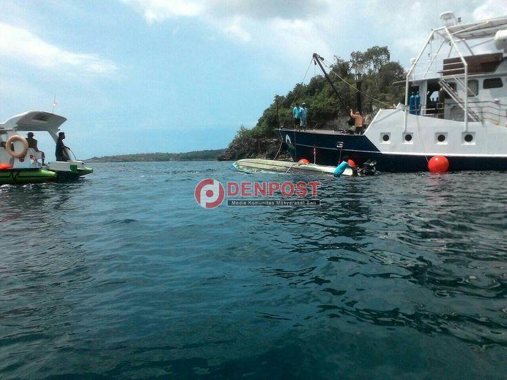 Boat Dihantam Gelombang, Empat Warga Asing Jatuh ke Laut - http://denpostnews.com/2016/11/29/boat-dihantam-gelombang-empat-warga-asing-jatuh-ke-laut/
