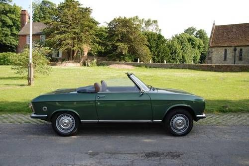 Peugeot 304 Convertible FANTASTIC For Sale (1974) on Car And Classic UK [C479502]