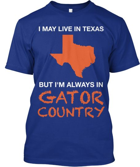 Texas For The Gators