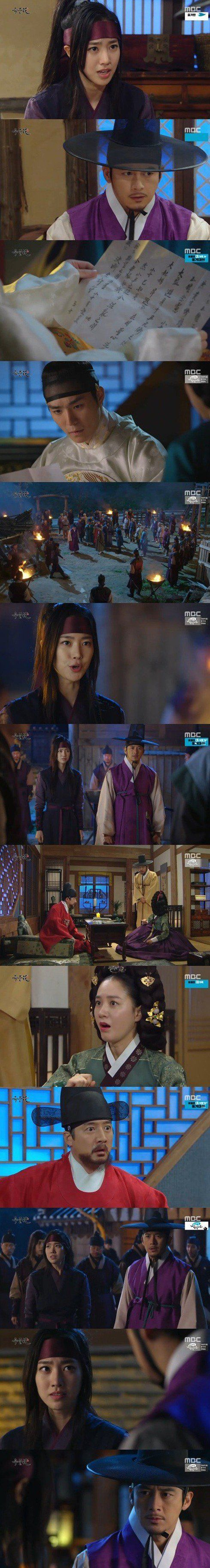 [Spoiler] Added final episodes 50 and 51 captures for the #kdrama 'The Flower in Prison'