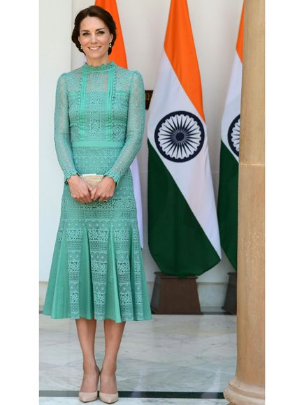 Princess Kate's Day 3 in India! Find Out What She Wore – and See All Her Looks So Far  The British Royals, The Royals, Kate Middleton