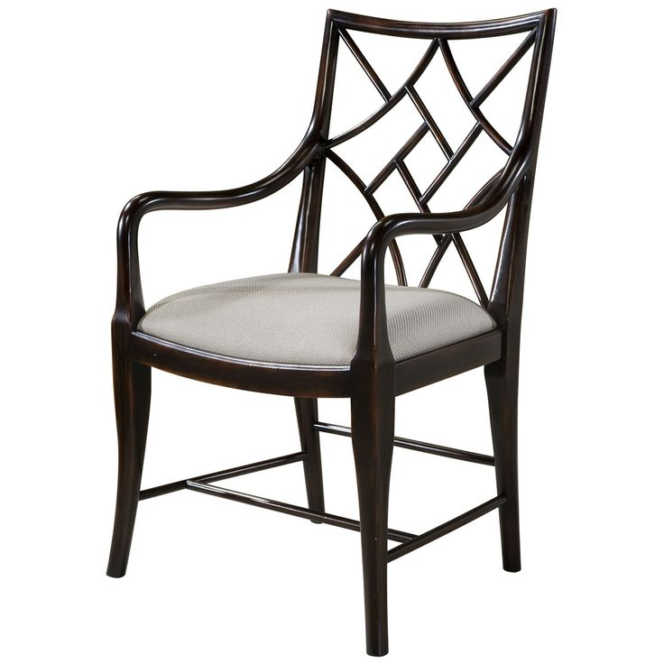 Theodore Alexander Chinese Whispers Armchair Set of 2