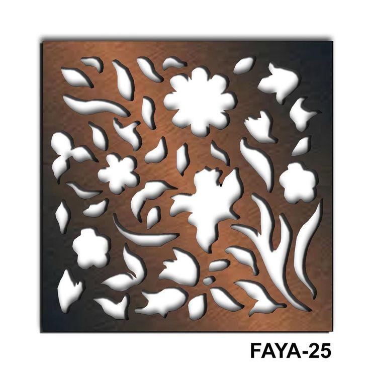 FAYA Mashrabiya 25