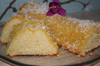 Mina recept: Sandras sockerkaka med glasyr