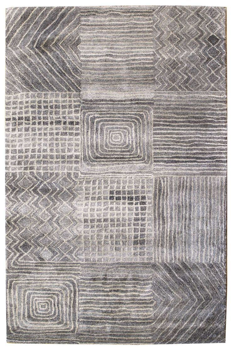 office modern carpet texture preview product spotlight. Playful Design Grid In This 5x8 #rug Office Modern Carpet Texture Preview Product Spotlight