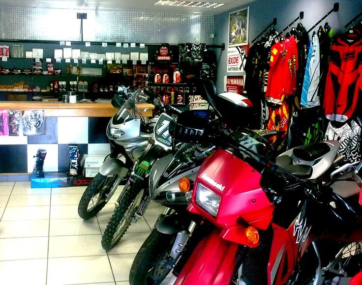 Yamaha shop at the Swinburne Montrose Centre http://www.n3gateway.com/things-to-do/motor-biking.htm